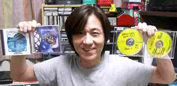 keizo endo with cds