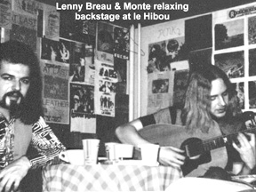 with lenny breau